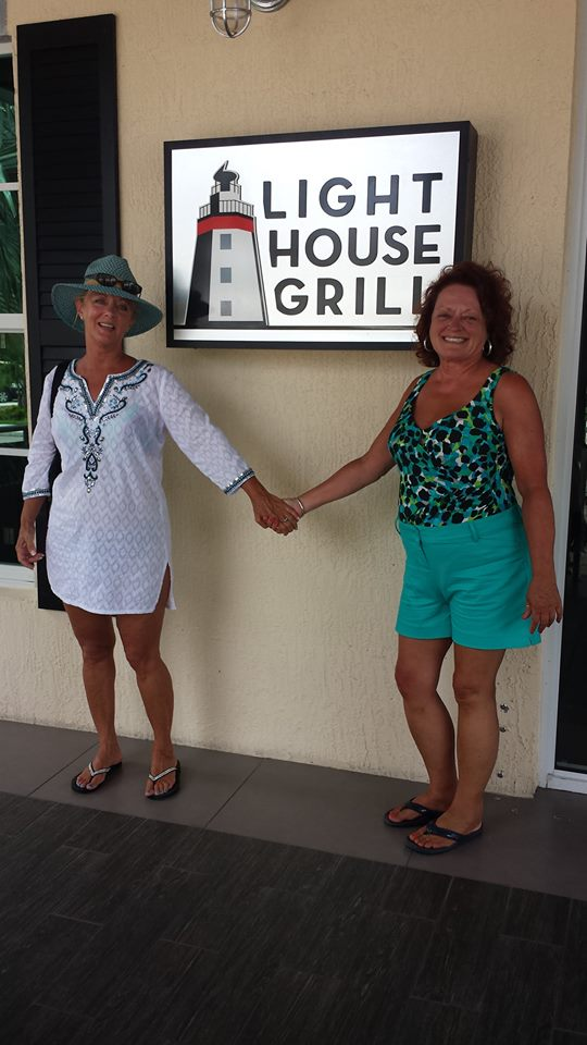 stop#2 lighthouse grill